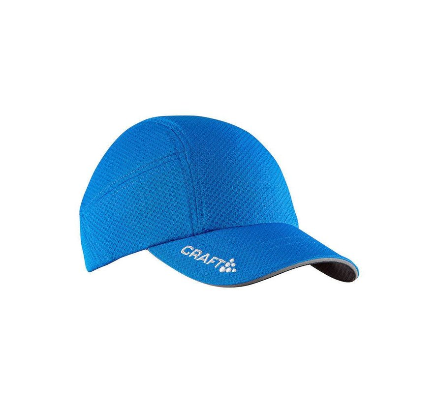 Craft Run Cap Blauw