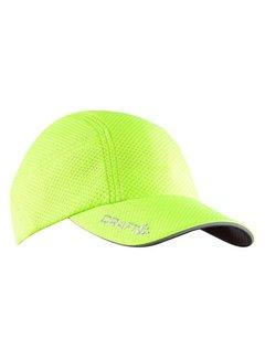 Craft Craft Run Cap Groen