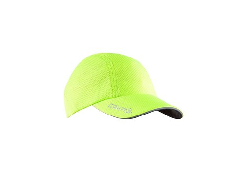 Craft Run Cap Groen