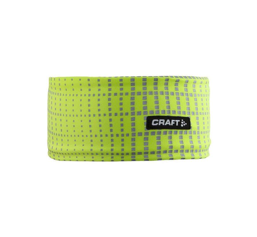 Craft Brilliant Stirnband Flumino Reflektierend