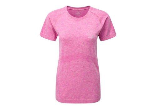 Ron Hill Ladies Infinity Marathon T-shirt Pink