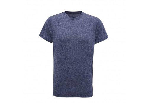 Tri-Dri Trainingsshirt Blau Melange