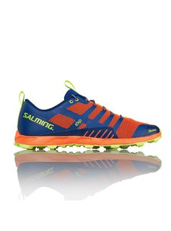 Salming Salming Off Trail Comp Men's Shoe Orange / Blue