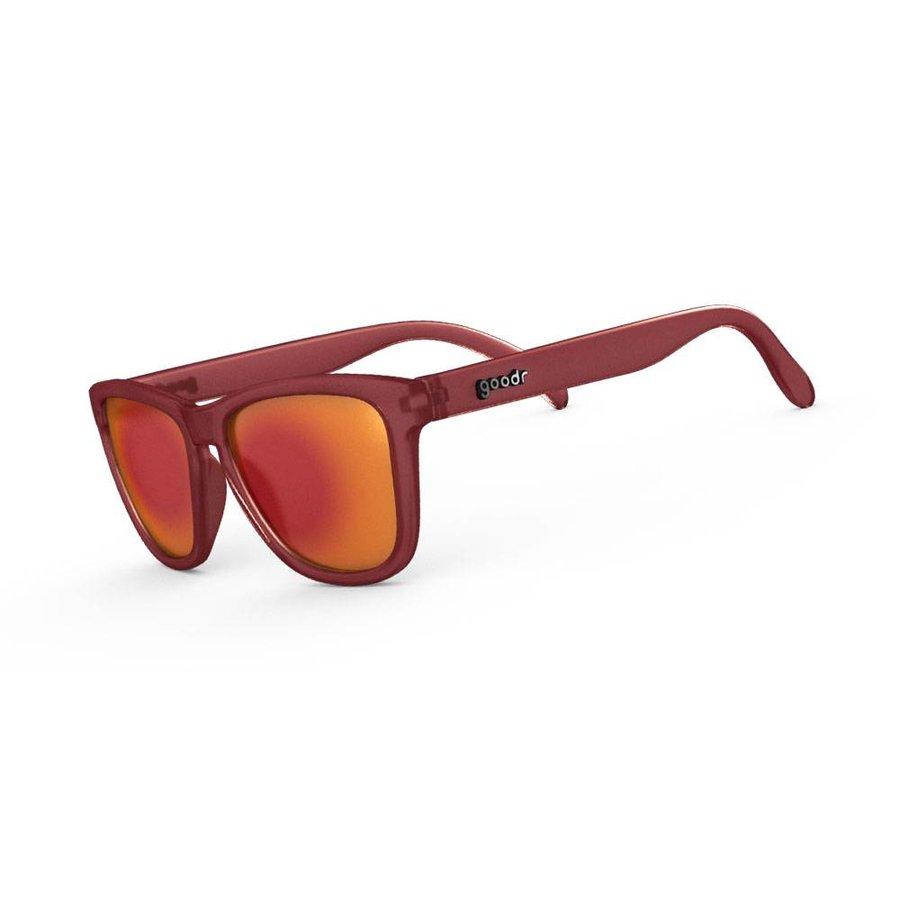 GoodR Sunglasses Running Phoenix at a bloody Mary Bar