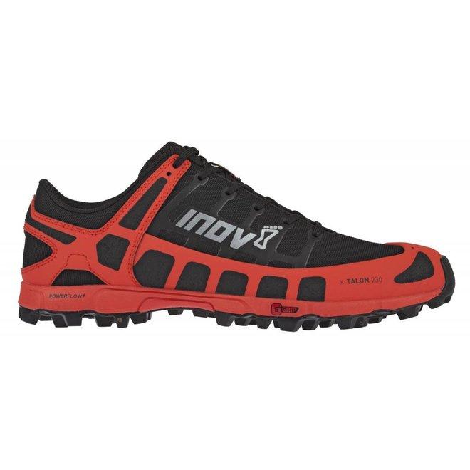 Inov-8 X-talon 230 Trail Shoe Black / Red