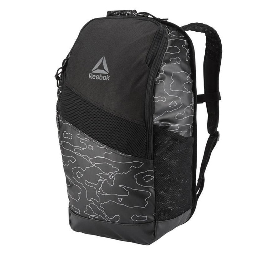 Reebok Active Enhanced Graphic Backpack 24 liters - Dutch Mud Men 65e8e97718971