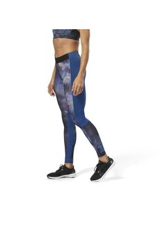Reebok Reebok Compression Tight Oil Slick Dames