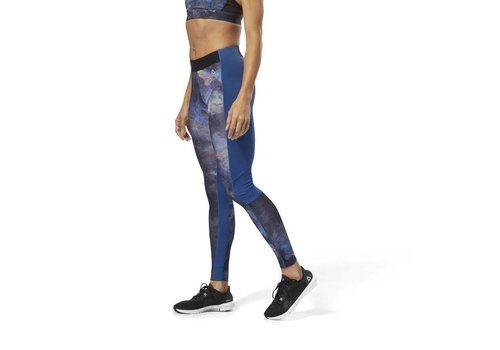 Reebok Compression Tight Oil Slick Dames