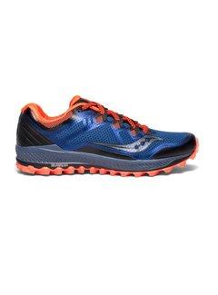 Saucony Saucony Peregrine 8 Herren Schuh Blau