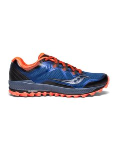 Saucony Saucony Peregrine 8 Men's Shoe Blue