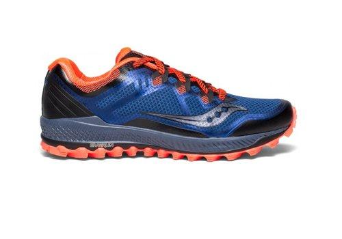 Saucony Peregrine 8 Herren Schuh Blau