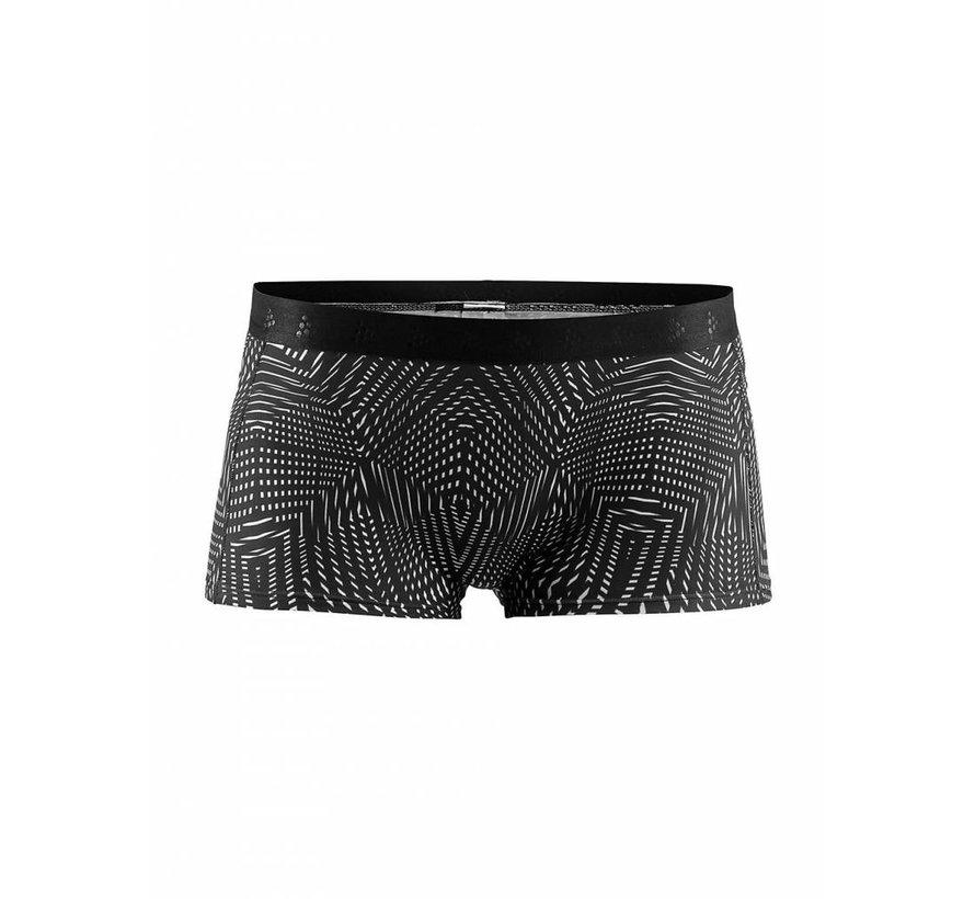 Craft Größe Bund Boxer schwarz / weiß