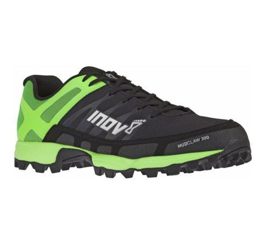 Inov-8 Mudclaw 300 Trailschoen Zwart/Groen
