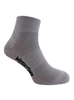 Wrightsock Wrightsock Coolmesh Quater Gray