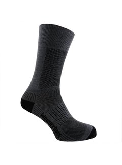Wrightsock Wrightsock Coolmesh Crew Gray Lightweight