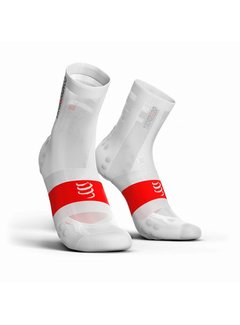 Compressport Compressport Racing Socken V3.0 Ultralight Bike Weiß