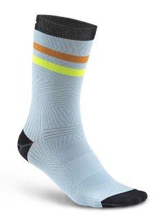 Craft Craft Pattern Sock Blue