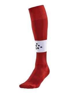 Craft Craft Squad Sock Rot-Weiß