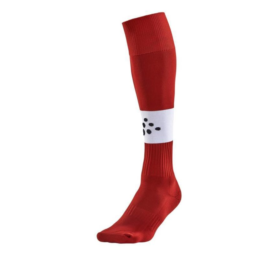 Craft Squad Sock Red-White
