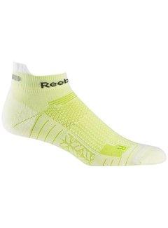 Reebok Reebok One Series Unisex Running Socks White / Yellow