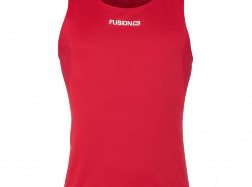 Fusion Fusion C3 Singlet Heren Rood
