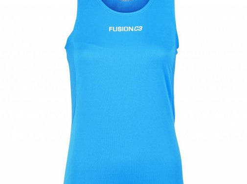 Fusion Fusion C3 Singlet Dames Lichtblauw