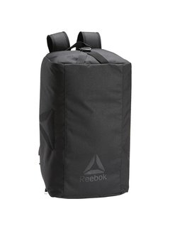 Reebok Reebok Active Enhanced Convertible Sports Bag Black