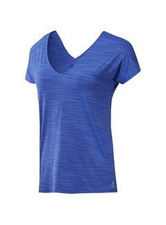 Reebok Reebok Activchill T-shirt Dames Blauw