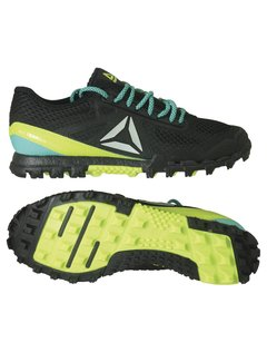 Reebok Reebok All Terrain Super 3.0 Obstacle Run Shoe Black / Lime