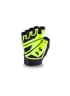 Under Armour Under Armor Coolswitch Flux Black / Yellow training glove