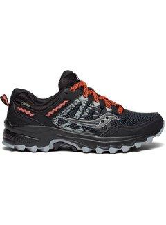 Saucony Saucony Excursion TR12 Goretex Trailrun Shoe Black