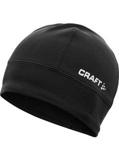 Craft Craft Light Thermal Hat Zwart/Wit