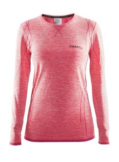 Craft Craft Active Comfort Longsleeve Shirt Roze Dames