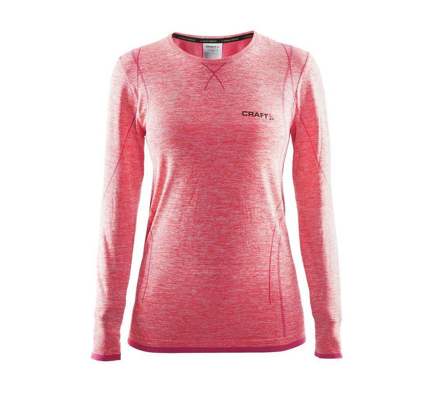 Craft Active Comfort Langarmhemd Pink