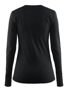 Craft Craft Active Comfort Longsleeve Shirt Zwart Dames
