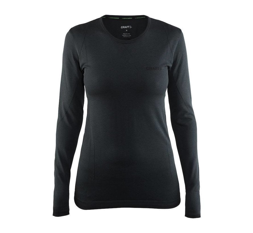 Craft Active Comfort Longsleeve Shirt Black