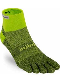 Injinji Injinji Trail Midweight Mini Besatzung Xtralife Wintergreen