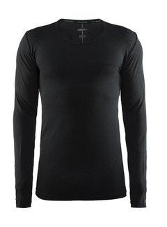 Craft Craft Active Comfort Longsleeve Shirt Zwart Heren