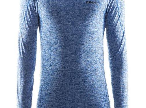 Craft Craft Active Comfort Langarmshirt Blau Herren