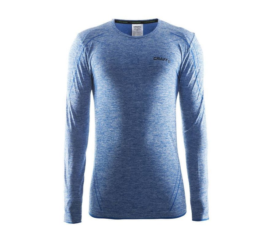 Craft Active Comfort Longsleeve Shirt Blue Men