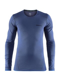 Craft Craft Active Comfort Longsleeve Shirt Dark Blue Men