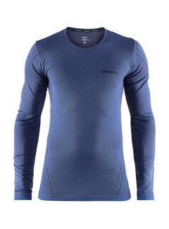 Craft Craft Active Comfort Longsleeve Shirt Donkerblauw Heren