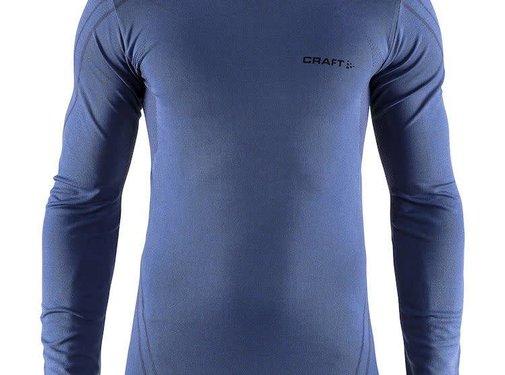 Craft Craft Active Comfort Langarmshirt Dunkelblau Herren