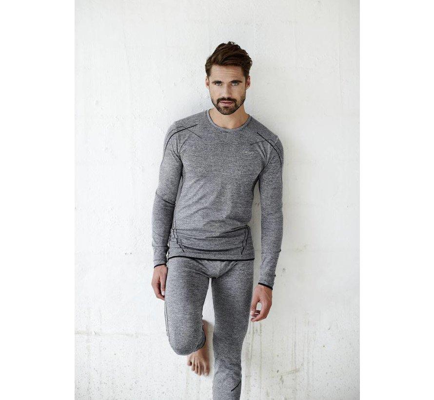 Craft Active Comfort Langarmshirt Dunkelgrau Herren