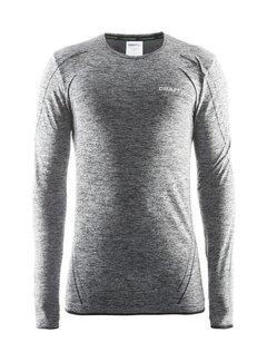 Craft Craft Active Comfort Longsleeve Shirt Donkergrijs Heren