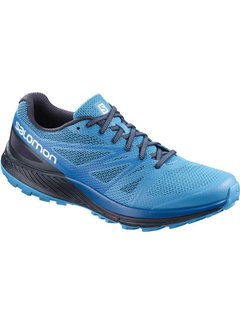 Salomon Salomon Sense Escape Trailrunschoen Blauw