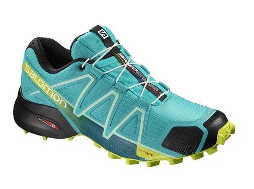 Salomon Salomon Speedcross 4 Trailrun Shoe Light blue