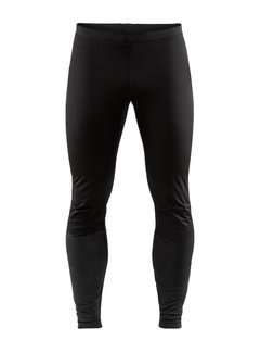 Craft Craft Urban Run Thermal Wind Running Light Heren Zwart