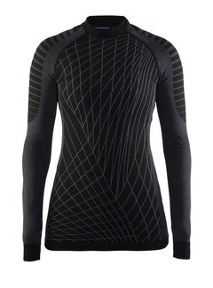 Craft Craft Active Intensity Langarmshirt Dunkelgrau Damen