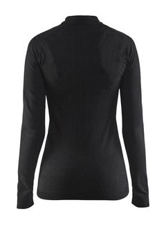 Craft Craft Active Intensity Longsleeve Shirt Zwart Dames